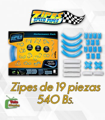 Zipes Speed Pipes
