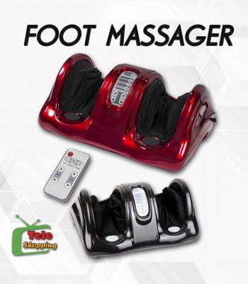 Foot Massage Plus